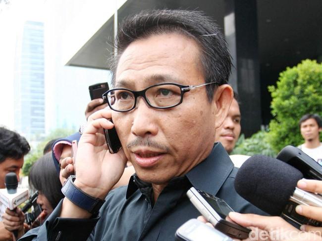 Herman Hery Anggota DPR dari PDI Perjuangan Dilaporkan Polisi