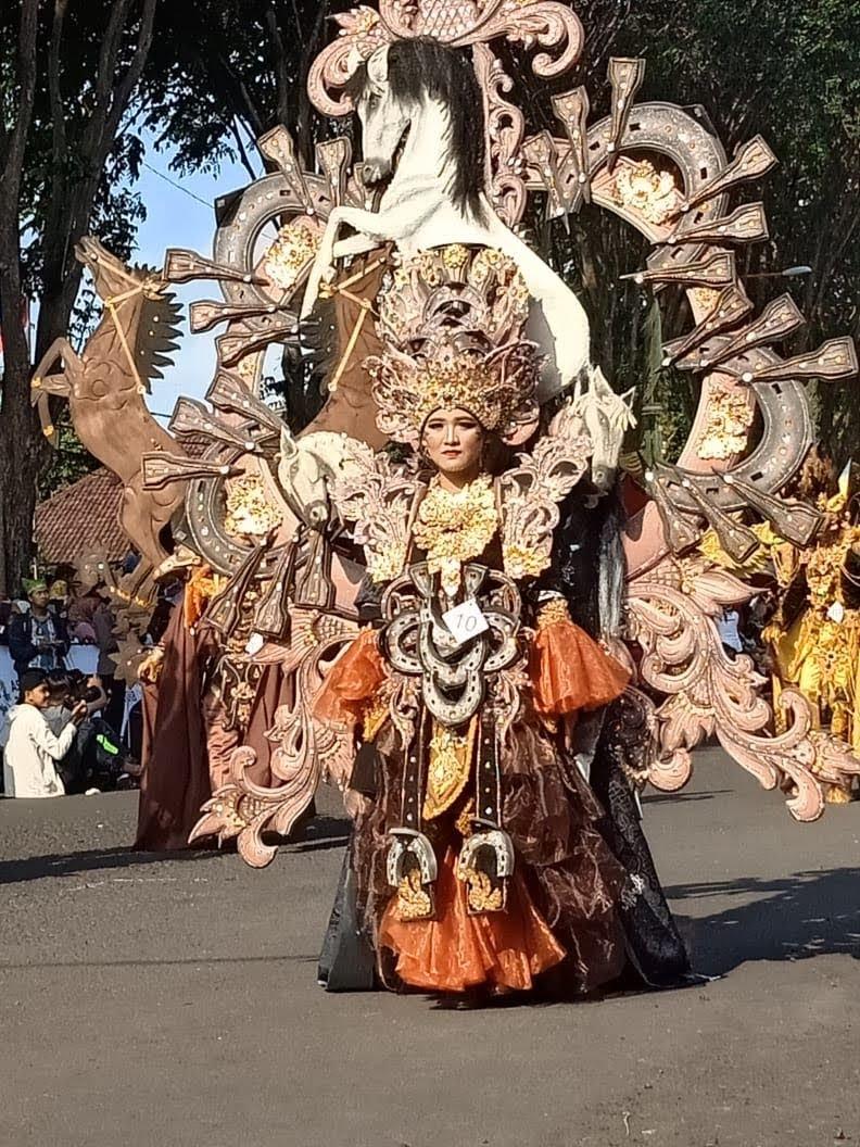 """Puter Kayun"", Etnik Budaya Bertajuk Banyuwangi Ethno Carnival (BEC) 2018"