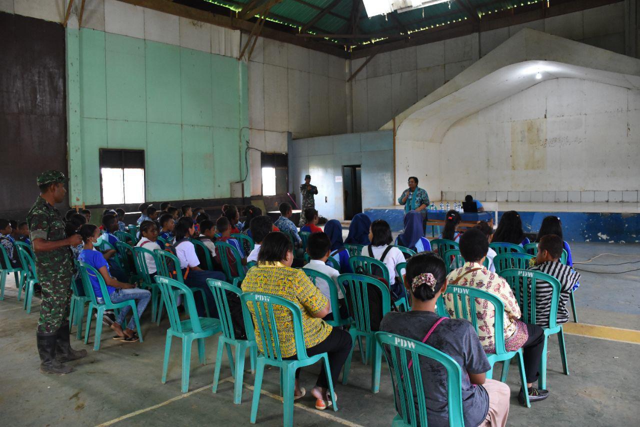 BKKBN Gelar Sosialisasi Pembinaan Keluarga Berencana