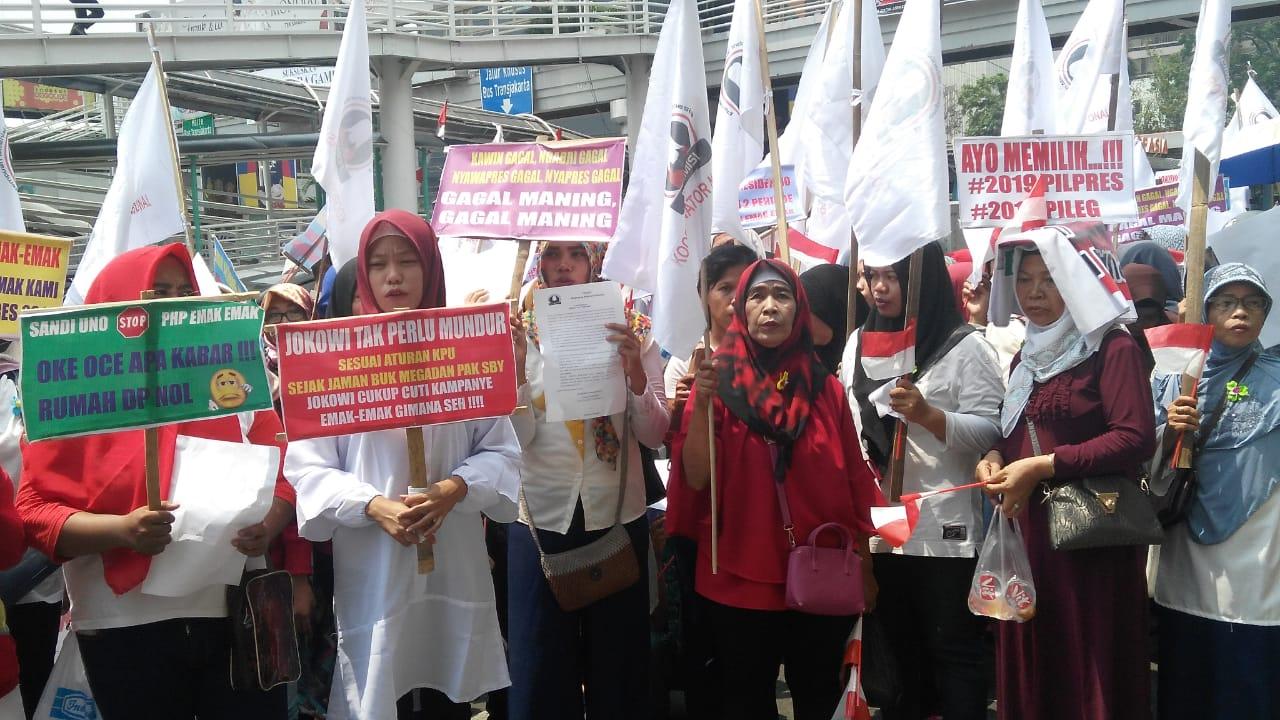 Perempuan Milenial Indonesia Menolak Pelibatan Ibu-Ibu Dalam Politik Praktis