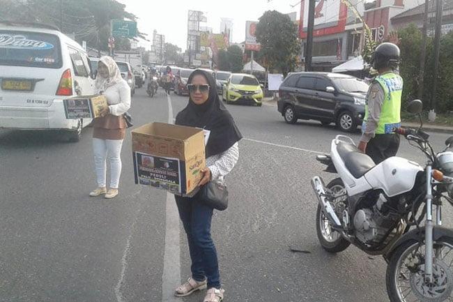 KMPSI Kota Tangerang Galang Dana Untuk Palu dan Donggala