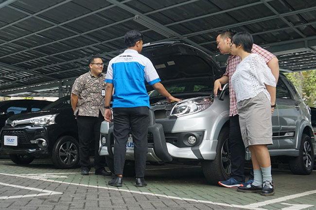 Toyota Trust Gelar Bazaar Auto Trust Fair 2018 di Bintaro