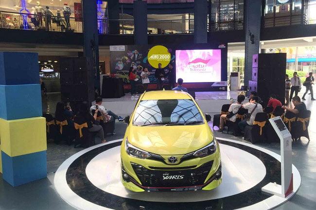Auto2000 Yaris Fun Drive Hadir Untuk Generasi Millenial Surabaya
