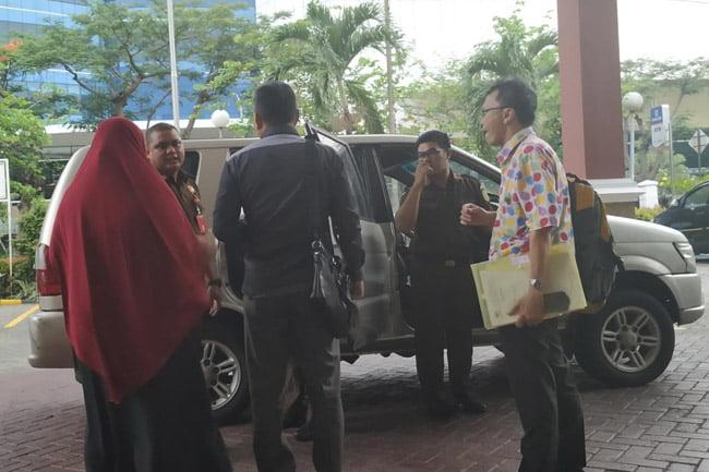 Dirut CV Handytech II Ditahan Atas Dugaan Korupsi Alat BMKG