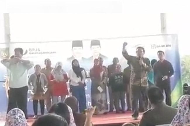 Silaturahmi Walikota Batam Diduga Diselingi Kampanye Caleg Dan Capres