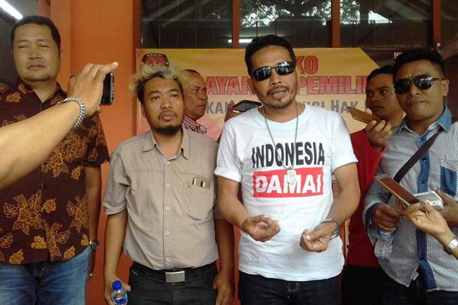 Harimau Blambangan Datangi KPU, Tanyakan Tanggapan Suratnya