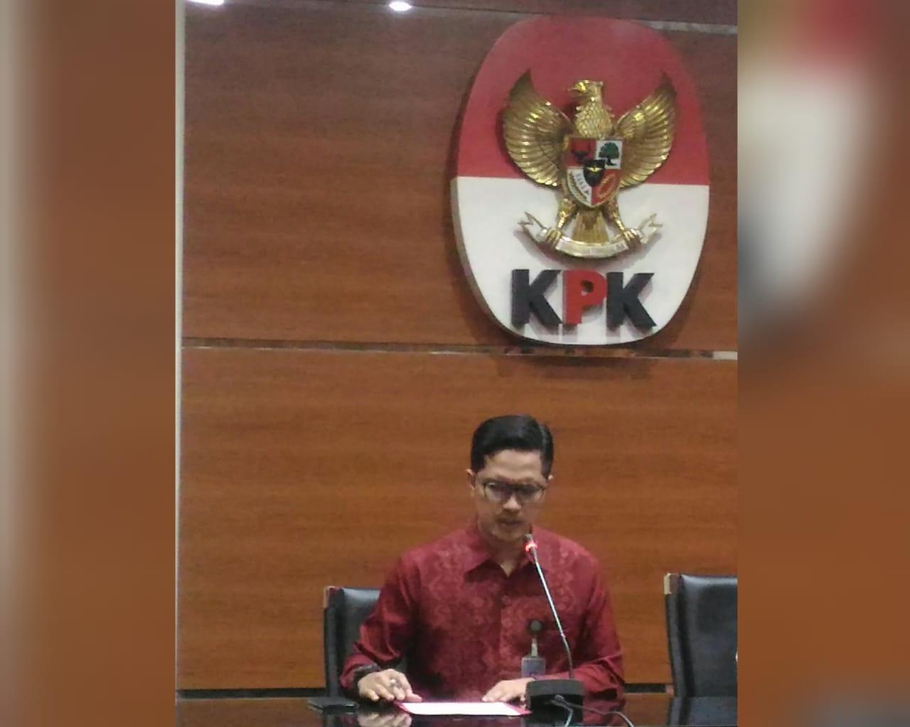 OTT KPK Berhasil Tangkap Bupati Kabupaten Pakpak Bharat