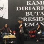 500 Hari Penyerangan Novel Baswedan, Presiden Kemana?