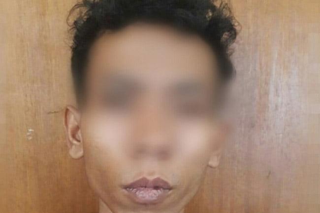 Nyambi Pengedar Narkoba, Rumah Pengemudi Ojol Digerebek Polisi