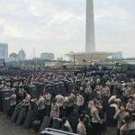 Muslim Arbi: Tentara, Polisi dan Senjatanya Tidak Ada Artinya Buat Rakyat