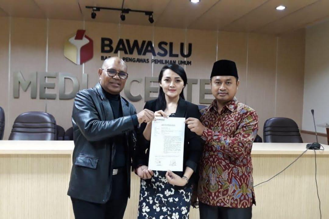 TAIB Laporkan Hasto Kristiyanto ke Bawaslu Atas Penyebaran Berita Bohong