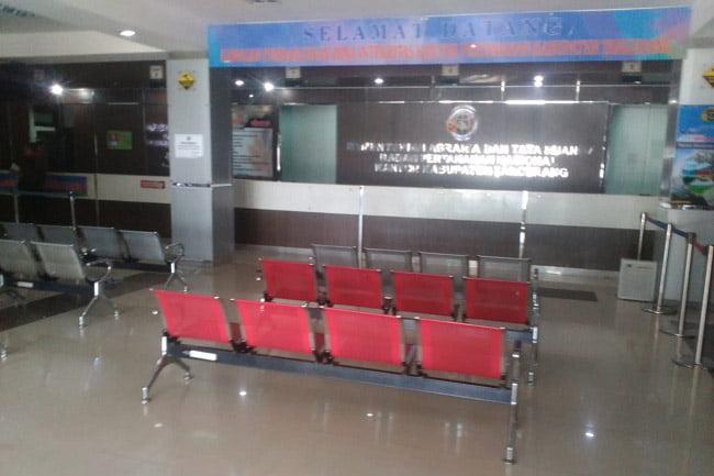 Pelayanan BPN Kabupaten Tangerang Lumpuh Total