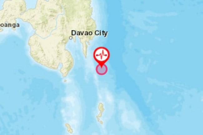 Gempa Bumi di Philipina dan Sulawesi Utara, Tak Berpotensi Tsunami