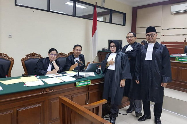 Penasehat Hukum: Mustofa Kamal Pasa Tidak Terbukti Terima Suap