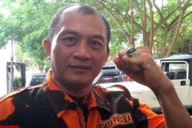 Ketua Pemuda Pancasila Banyuwangi Siap Kawal Perjuangan Budi Pego
