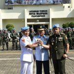 Panglima TNI Pimpin Sertijab Danpaspampres
