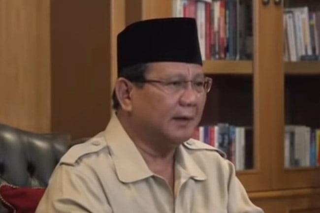 Selamat Hari Raya Natal, Antara Prabowo VS Black Campign Kubu Lawan