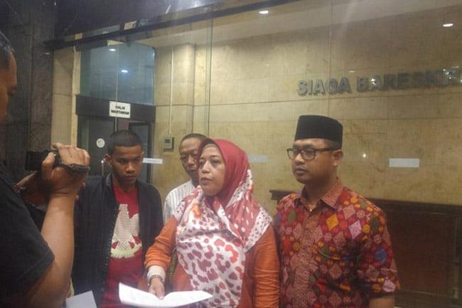 Diduga Ujaran Kebencian, Rudy Haryanto Dilaporkan ke Bareskrim Polri