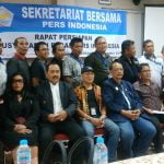 Sekber Pers Indonesia Gelar Rapat di Serang