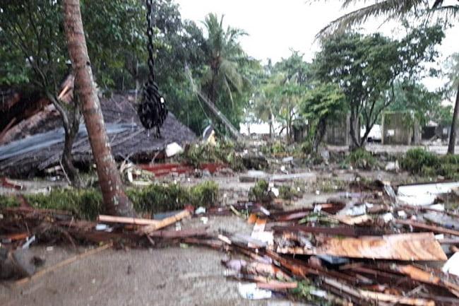Tsunami Kembali Melanda Indonesia, Kali Ini di Selat Sunda