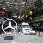 Mercedez-Benz Tutup Tahun 2018 Dengan VAN-TASTIC