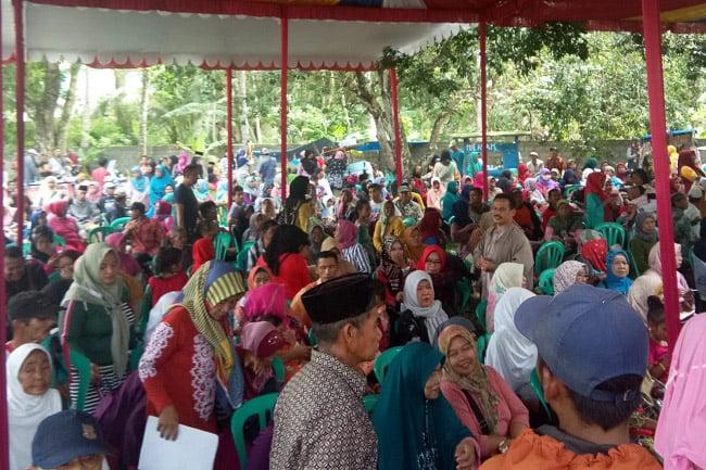 FIS dan Rapernas 17 Gelar Pengobatan Gratis di Pangandaran
