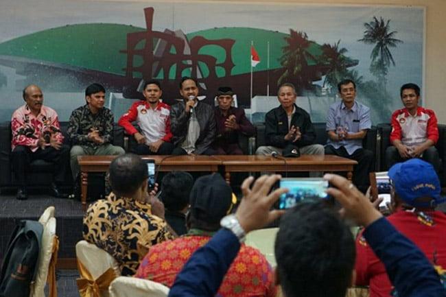 Anggota DPD RI Asal Aceh Ancam Kepung Kemendagri