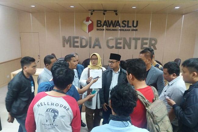 Advokat Milenial Laporkan Jokowi ke Bawaslu Dugaan Menghina Prabowo