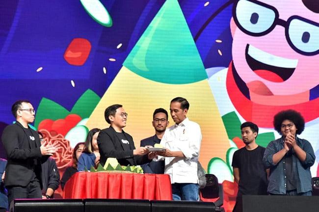 Presiden Jokowi: BukaLapak Adalah Organisasi Yang Memiliki Hati