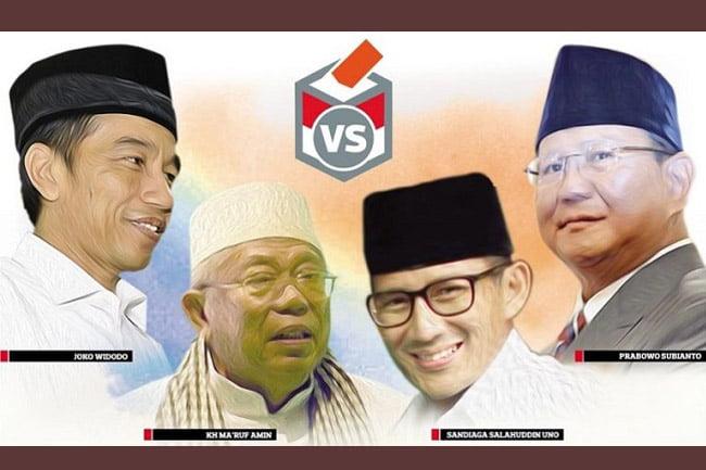 Masyarakat Kabupaten Pali Kecewa Dengan Debat Capres Seri Pertama