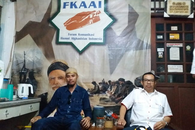 Sekjen GPI: Bebasnya ABB bukan karena HAM, Tapi Jokowi Ketakutan