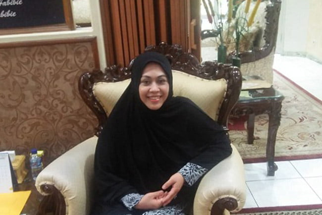 Erna Rasyid Taufan Ingatkan Masyarakat 3 Indikator Pemimpin Ideal