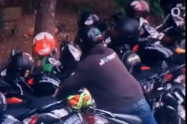 Pelaku Pencurian Helm di KPK Akhirnya Tertangkap