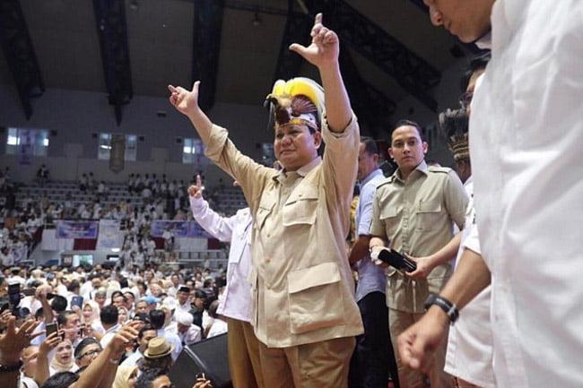 23 Tahun Silam, Saya Sudah Interupsi Jenderal Prabowo Subianto