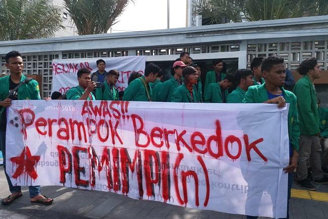 PP Muhammadiyah Diduga Terlibat Merawat Perampok di UMJ