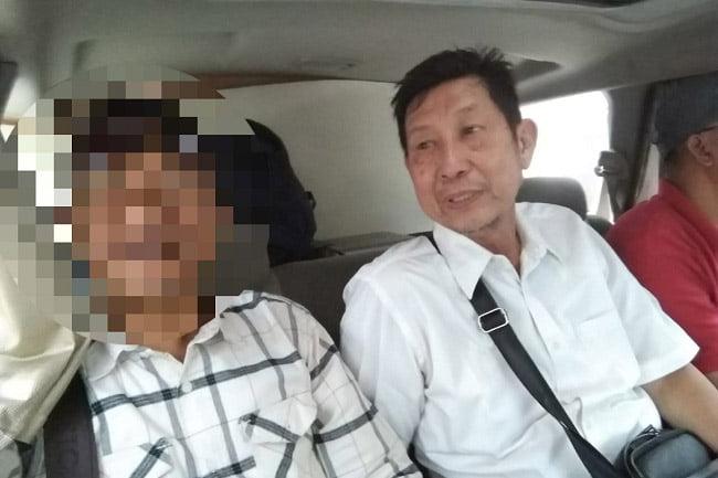 Tabur 31 1 Tangkap Buronan Kejari Rejang Lebong di Jakarta