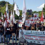 KMHDI Bali Gelar Aksi Damai Sukseskan Pemilu 2019