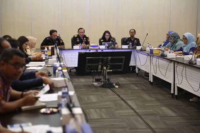 Bea Cukai Bahas Rencana Penyusunan Buku Tarif ASEAN Tahun 2022
