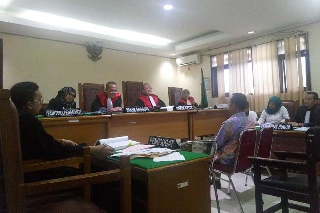 Dipolisikan Karena Penyerobotan, Ditahan Atas Dakwaan Akta Nikah Palsu
