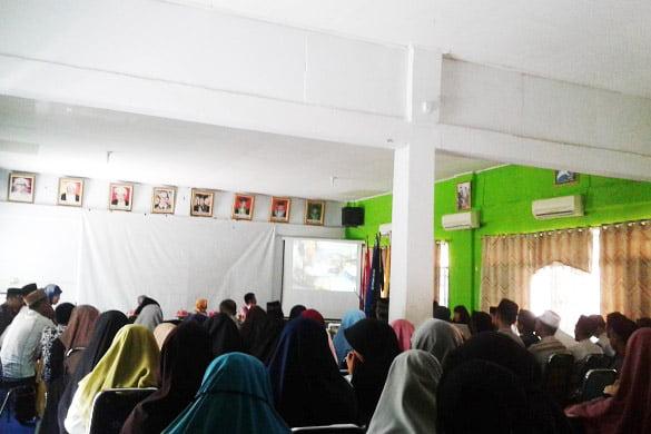 Balai Litbang Keagamaan Makassar Kunjungi Kampus IAIA Sengkang