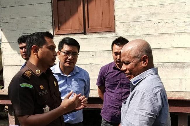Berkat Tabur 31 1, Ruslan Kasim Buron Kejari Bireuen Berhasil Ditangkap