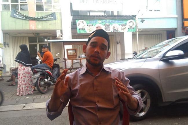 Rahmat Himran Akan Polisikan Haidary Terkait Pernyataan di Media Massa