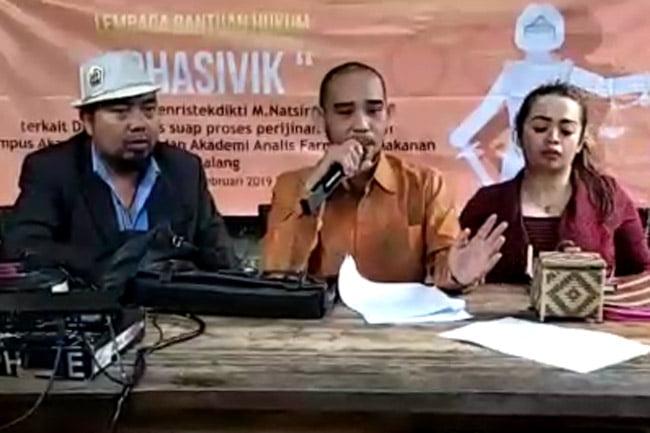Rahmat Himran: Semua Proses Akademis dan Administratif Harus Melalui YPI