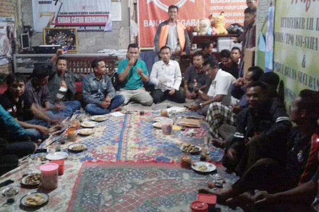 Rumah Aspirasi Bersama LSM GBN Dirikan Kampung Prabowo Sandi