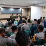 Bhabinkamtibmas Polres Metro Mamuju Siap Sukseskan MRSF 2019