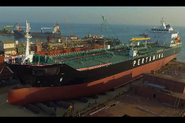 CBA Menduga Ada Skandal di 3 Megaproyek Kapal Tanker PT Pertamina
