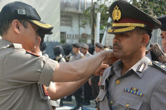 Sertijab Wakapolres Padangsidimpuan Kompol Matnur Dalimunthe SH
