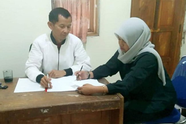 Ratusan Calon Pengawas TPS di Bumiaji Siap Mengikuti Tes Wawancara