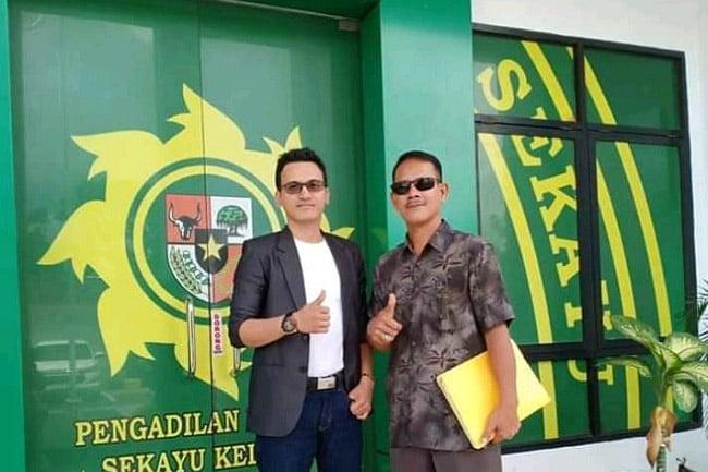 Gusur Lahan Tanam Secara Sepihak, Warga Gugat PT Pinago Utama
