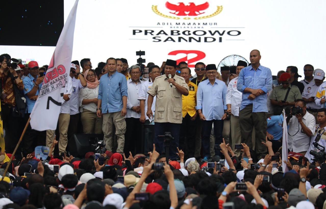 Ketum Partai Amanat Nasional: Insha Allah Tanggal 17 April Sore Prabowo Jadi Presiden
